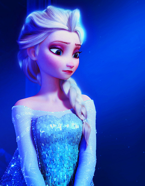 Letting go: it's not just for Disney princesses.